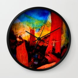 Naked Circus Wall Clock