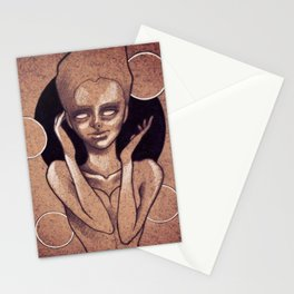 Bionic. Stationery Cards