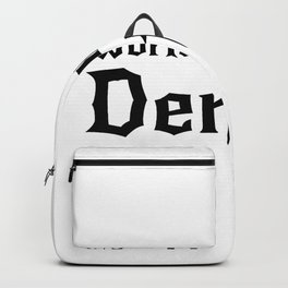 Funny Dentist Dental Gifts Backpack