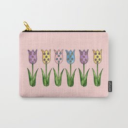 Tulip Row Carry-All Pouch