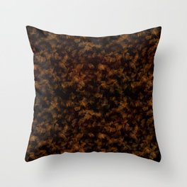 Darkness v2 Throw Pillow