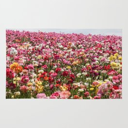 Carlsbad Flower Fields Rug