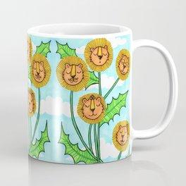 Dandy Lions Coffee Mug