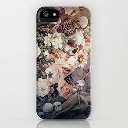 Dark to Light II iPhone Case