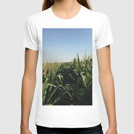 Falling Into Line T-shirt