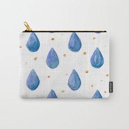 Rainy Days Carry-All Pouch