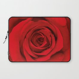 Lovely Red Rose Laptop Sleeve