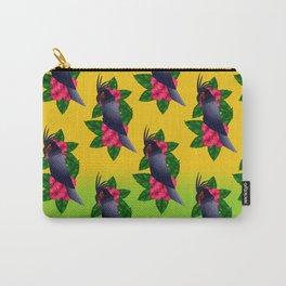 Palm Cockatoo (Probosciger aterrimus) Carry-All Pouch