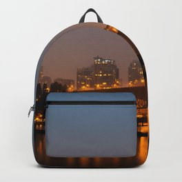 Vancouver in the Haze Backpack
