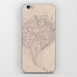 CASAS iPhone Skin