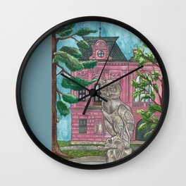 """""""Sumperk"""" Wall Clock"""