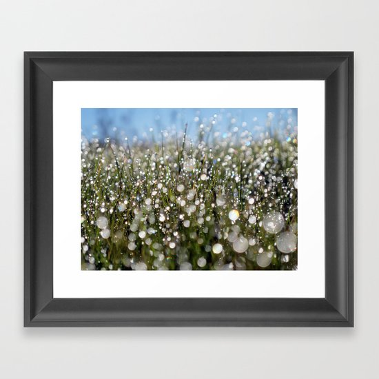 Winter Magic Framed Art Print