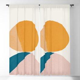Abstraction_Balances_004 Blackout Curtain