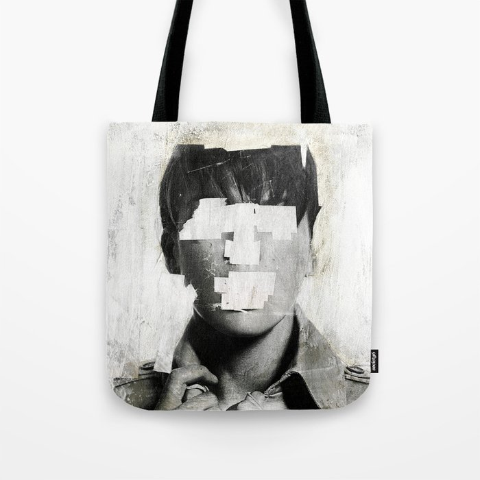 Faceless | number 02 Tote Bag