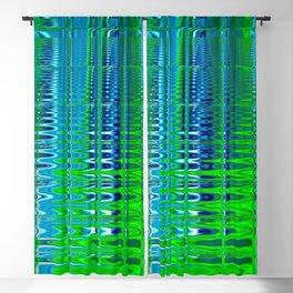Square Glass Tiles 67 Blackout Curtain