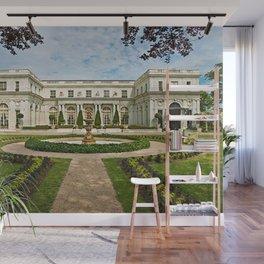 Newport Mansions, Rhode Island - Rosecliff - Original Great Gatsby Mansion by Jeanpaul Ferro Wall Mural