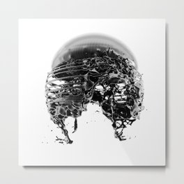 OnElph Metal Print