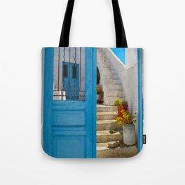 Island house xi Tote Bag