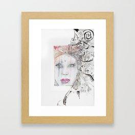 Meditation #1 Framed Art Print