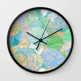 Tender Roses 3 Wall Clock