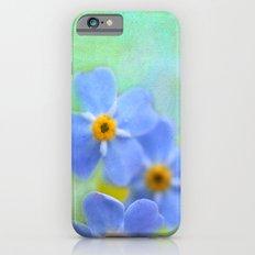 FORGETMENOT Slim Case iPhone 6s