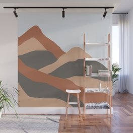 MOUNTAIN BOG Wall Mural