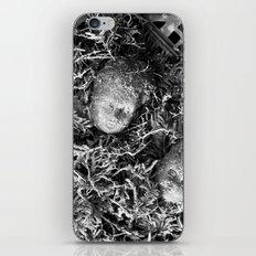 Alien Collective B & W iPhone & iPod Skin