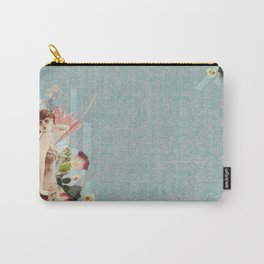 Feminine Collage III Carry-All Pouch