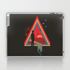 Stare into the Sun Laptop & iPad Skin