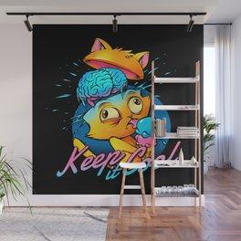 Keep it Cool Wall Mural