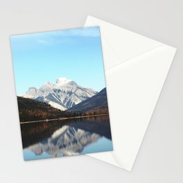 White Swan Lake Stationery Cards
