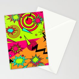 Back to the Nineties Stationery Cards