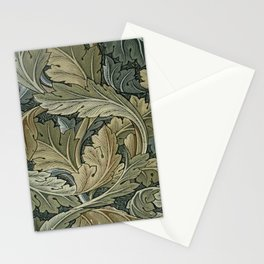 Art work of William Morris 3 Stationery Cards