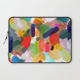 Sketch time - aquarela texture Laptop Sleeve