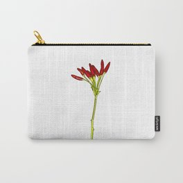 Chilli Cartoon Carry-All Pouch