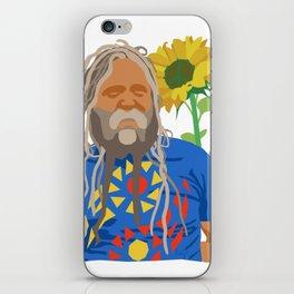 Flower Power Dread iPhone Skin