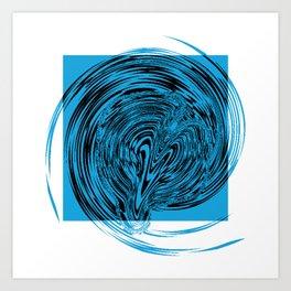 Aesthetic -  Vortex Art Print