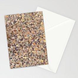 Road Speaks - Brown Stationery Cards