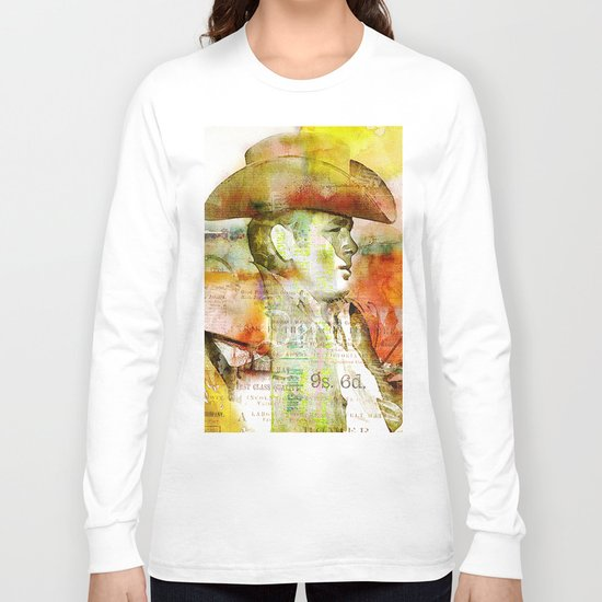 The journey of James D. Long Sleeve T-shirt