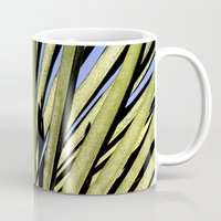 palm Mugs featuring Palm by Boris Burakov