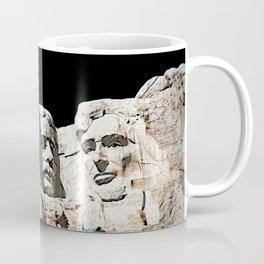 Mount Rushmore National Memorial Coffee Mug