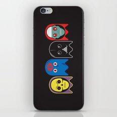 Ghosts of Evil Men iPhone & iPod Skin