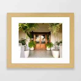 Panama City Framed Art Print
