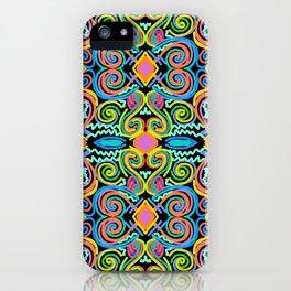 Neon Spring iPhone Case