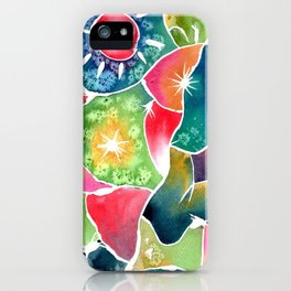 Magical World of Watercolor iPhone Case