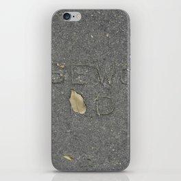 Rosewood Rd iPhone Skin