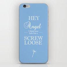 Screw Loose iPhone & iPod Skin