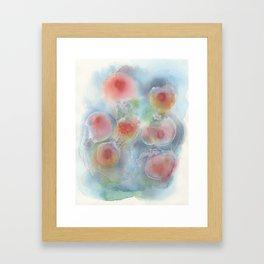 Floating No.1 Framed Art Print
