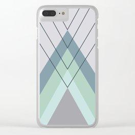 Iglu Mint Clear iPhone Case