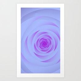 fractal geometry -112- Art Print